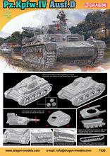 Dragon Pz.Kpfw.IV Ausf.D 1:72