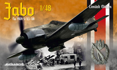 Eduard Fw190A-5/U3 Limited Edition  1:48