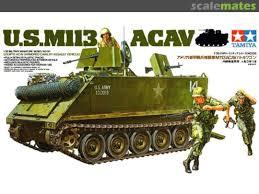 Tamiya M113 U.S. ACAV 1:35
