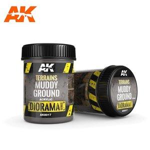 AK-Interactive-Terrains-AK8017-Diorama-Muddy-Ground