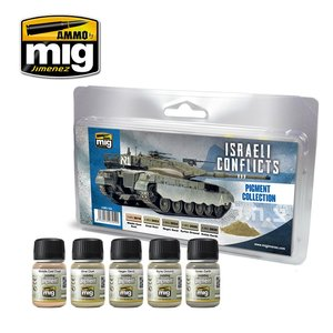 ammo by mig-A.mig7454-weathering set