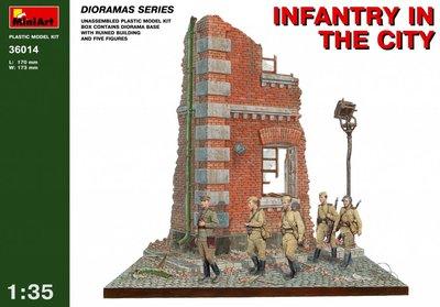 Miniart-36014-diorama-infantry city