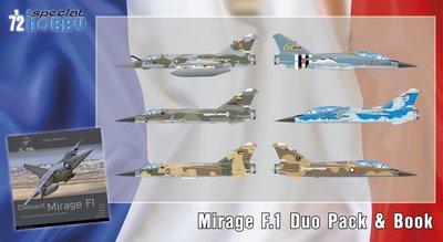 SpecialHobby-Mirage F.1-72414