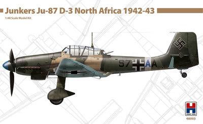 Hobby2000-48003-Ju87D3-Stuka