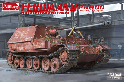 Amusing-Hobby-35A044-Ferdinand